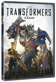 DVD: Transformers 4: Zánik